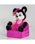 Minnie Egér Plüss Fotel (ággyá alakítható!)