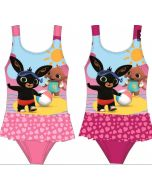 Bing nyuszis kislány egyberészes fürdőruha