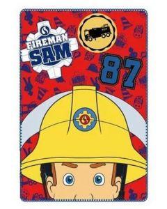 Sam a Tűzoltó, puha polár takaró